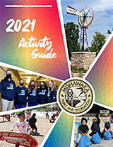 Link to 2020 Mishawaka Parks Activity Guide pdf